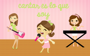 Girl Cantar Es Lo Que Soy PSD by malueditions