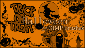GIMP Halloween by Illyera