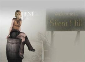 Welcome To Silent hill by punkprincess898