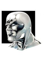 Silver Surfer head study by hawk5