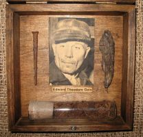 Ed Gein Relics 2 by DETHCHEEZ