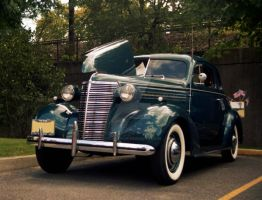 1938 Chevrolet by focallength