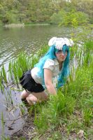 Neliel on a Nature Adventure by DucklingisaSwan