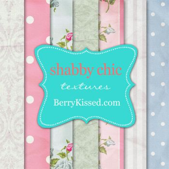 Shabby Chic Textures by BerryKissed