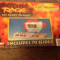 Primal Rage Projector Very Rare Includes 70 Slides by ESJBond007