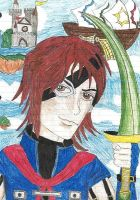Vyse the Legend by Captain-Chaotica