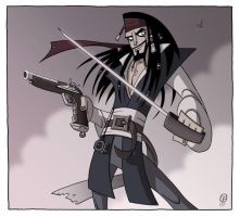 Captain . . . Jack Sparrow by OtisFrampton