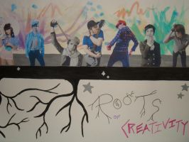 roots of creativity by batbeater