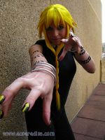 Medusa - Fingernails Closeup by EveilleCosplay