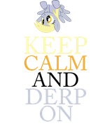 Keep Calm And Derp On by Mt80