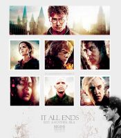 Harry Potter - It all ends by blackcatme