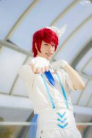 Love Live,Maki Nishikino (Wonderful Rush) Cosplay by MikyOuji-Sama