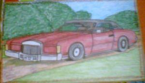 1972 Lincoln Continental by artluvr4life