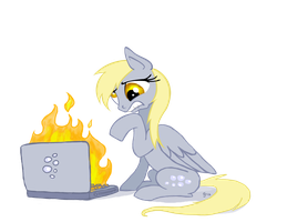 Burn, baby, burn by GingerFoxy