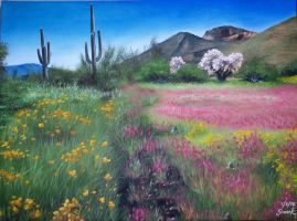 Arizona Paradise by Sivorakart
