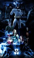 Batman-The Series by Gato-Chico