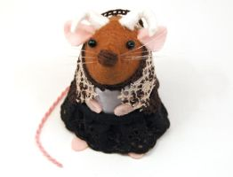 Aries Mouse by The-House-of-Mouse