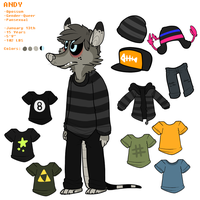 Andy Ref by Fettergeist