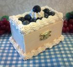 Small Blueberry Cake Box SOLD by ninja2of8
