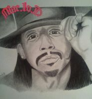 Katt Williams by MaeLoD