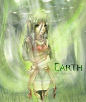 Element - Earth by angeLEE