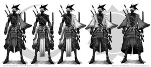 genji concepts by dinmoney