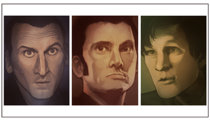 DW: Nine, Ten, Eleven by Weissidian