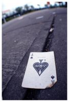 Ace of Spades by Coltography