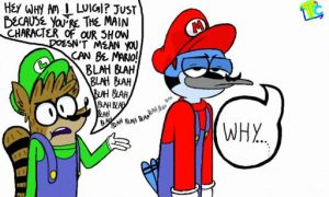 Mariocai and Luigby by Toon-O-Clock