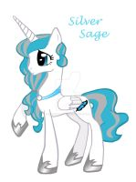 Silver Sage by angelkat-pawprints