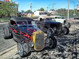 Australia Hot-rods by cassisit