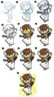 Commission 36 Layer Step By Step by neooki23