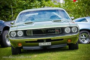1970 Challenger Front by AmericanMuscle