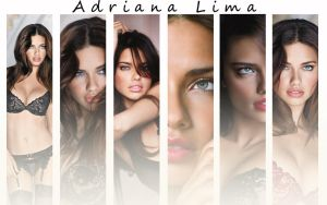 Adriana Lima Wallpaper-Pack by amsz20