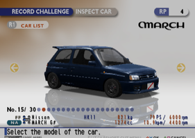 Nissan Micra by sootyjared