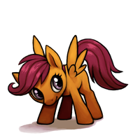 scootaloo by cassettedeck
