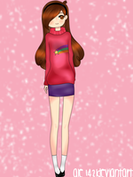 Mabel || Speed Paint by Ale142