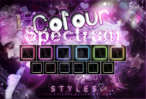 #ColourSpectrum{STYLES} by Fucking-CatchMe