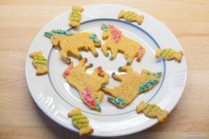 Unicorn Cookies by Mademoiselle-Moder