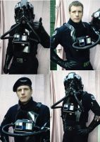 Star Wars Tie Pilot Costume by dthorne