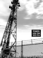 Cell Site Tower Image Pack by edwardjener
