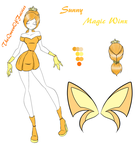 Sunny MW by TheQueenOfFairies