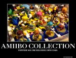 Amiibo Collection by CyberMonkeyLord