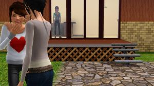 rumors spreading by TheSims3KawaiiMaker
