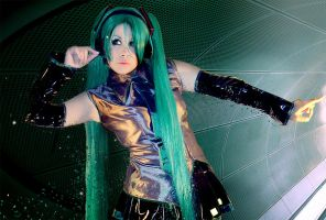 disappearance of hatsune miku by Laia-pink