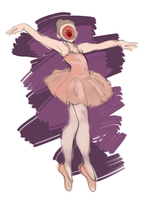 Ballerina Dentata by MagicalZombie