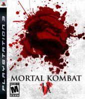 Mortal kombat 9 by terminator286