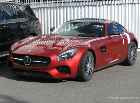 Red AMG by S-Amadeaus