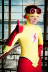 Kid Flash by TobieJade