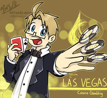 BEING IN Las Vegas (contest entry) by NSYee36